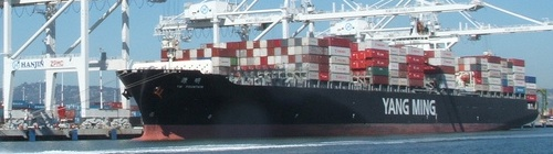 Java programming language as a cargo ship