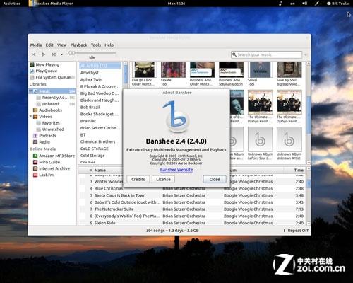 三国争霸 三款Linux音乐播放器全方位PK