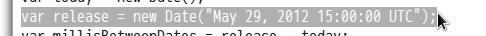 F17 Release Date