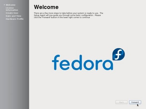 力挫微软Windows Fedora 17完美桌面安装