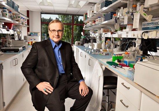 微软创始人保罗·艾伦:欲实施大脑逆向工程