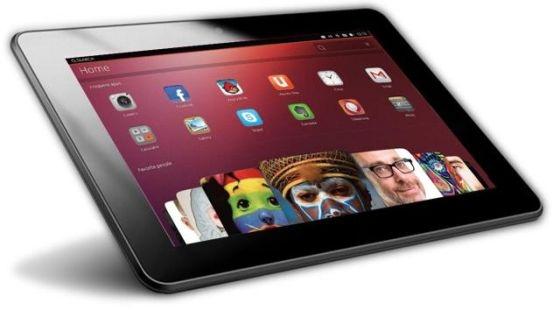 首款Ubuntu平板机10月发货:中国代工