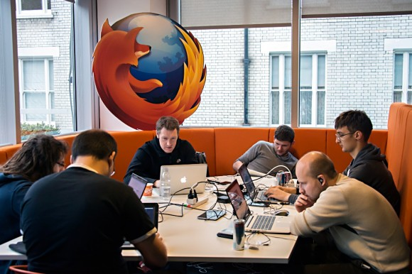 Mozilla announces Firefox OS app workshops