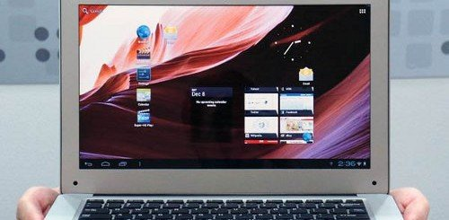 Android系统笔记本电脑或将今年第三季度问世