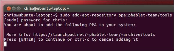add-phablet-team-repository