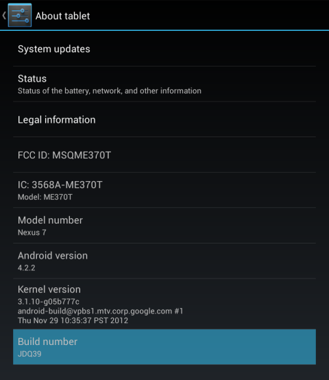 android-about-tablet-build-number