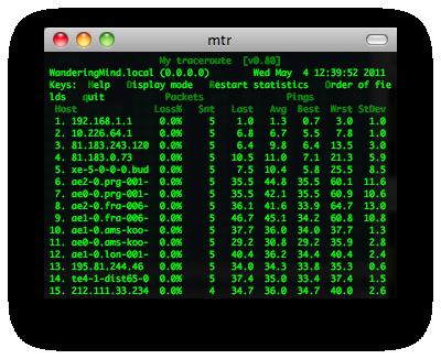 mtr screenshot