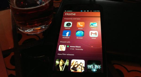 Ubuntu手机合作运营商部分名单曝光