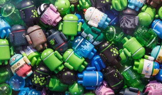 果冻豆迅速普及难解决Android碎片化问题