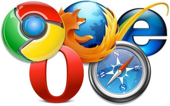 IE仍是最受欢迎的浏览器 火狐市场份额堪忧