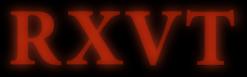 rxvt-banner