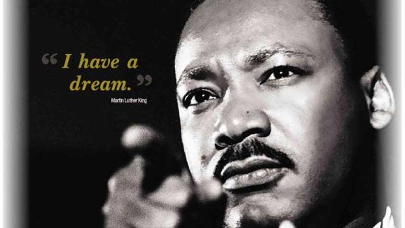 马丁·路德·金 我有一个梦想