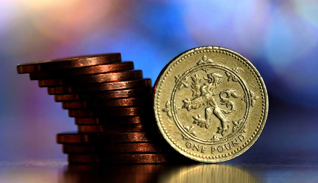 Pennies and pounds