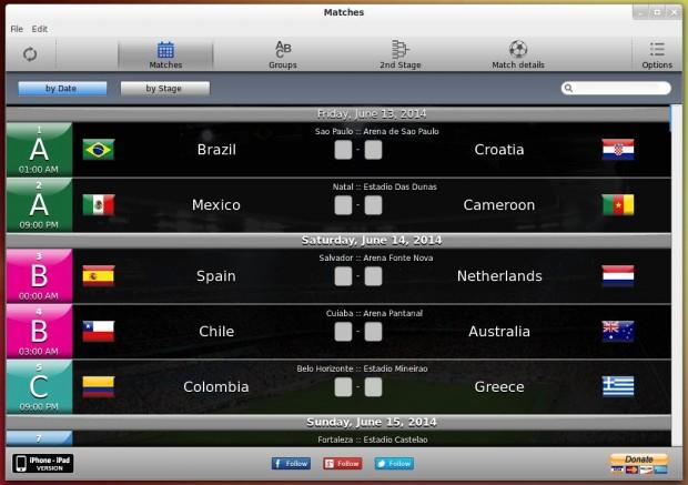 iCup Brazil 2014