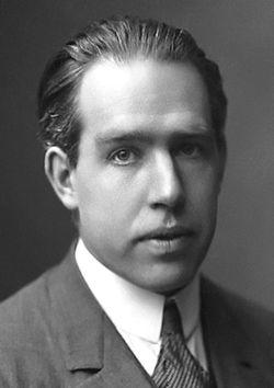丹麦著名物理学家、诺贝尔获得者尼尔斯·波尔