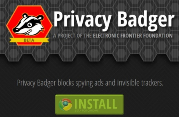 Do Not Track is bolstered by EFF's Privacy Badger extension