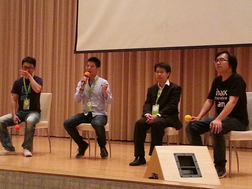 """""""创客""""(Maker)在台湾的翻译是""""自造""""。Richard强哥与纪录片《Maker》的主创畅谈"""