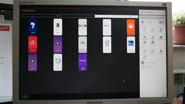 Ubuntu Next图赏:桌面上的Unity 8和Mir