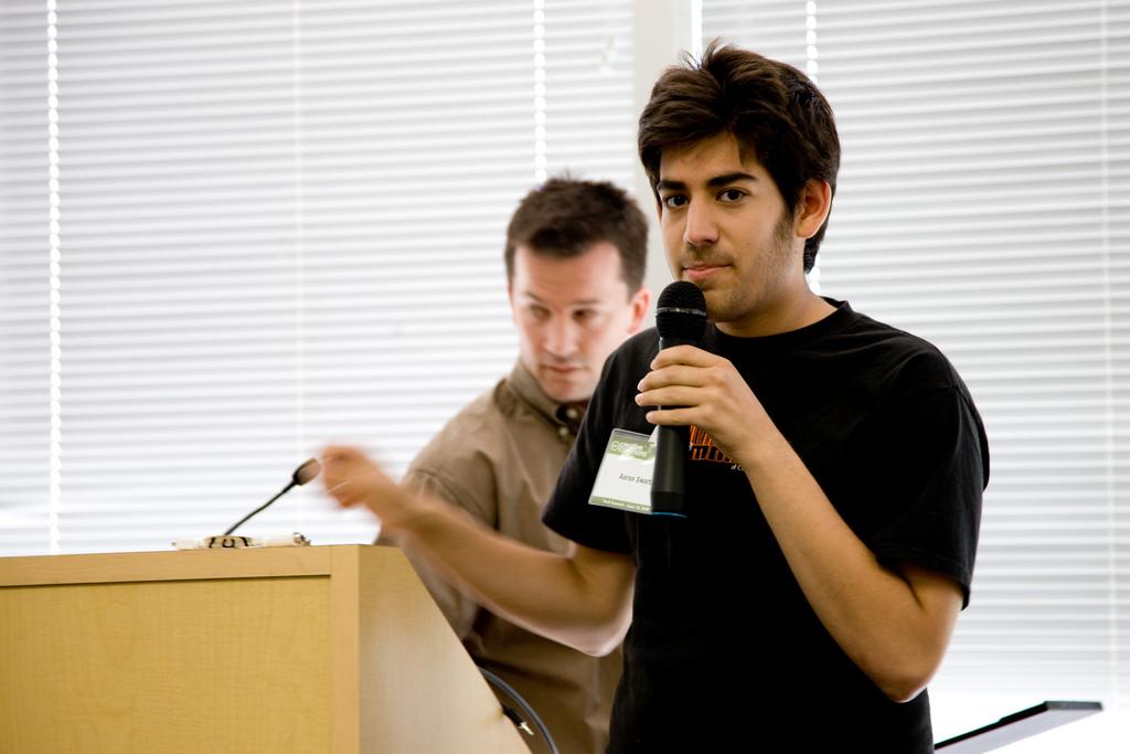 Aaron Swartz:如何得到一份像我这样的工作?