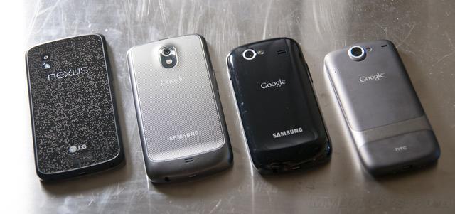 Nexus进化史:也许我们错误的理解了谷歌