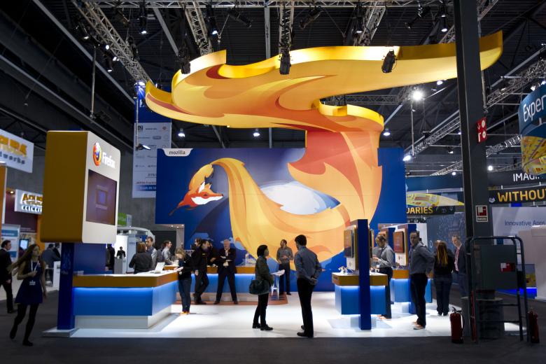firefox Mozilla in Europe