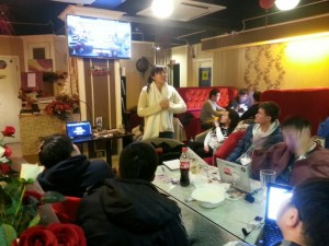 北京Linux用户组的线下活动