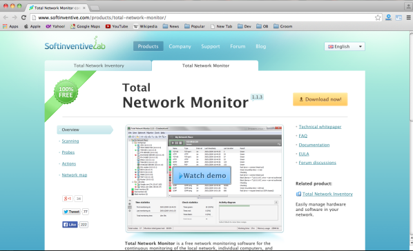 best free networking tools for system administrator in 2015  - totalnetworkmonitor