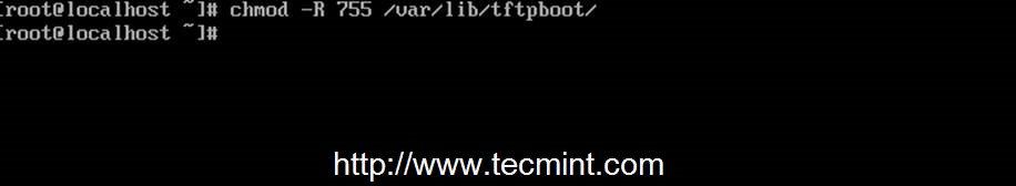 Set Permissions on FTP Path