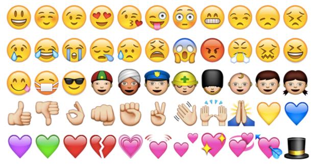 怎样通过 Twitter 的开源库来随处使用 Emoji 表情符号