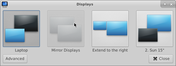 xfce4-display-layout