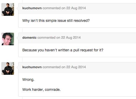 开源review截图