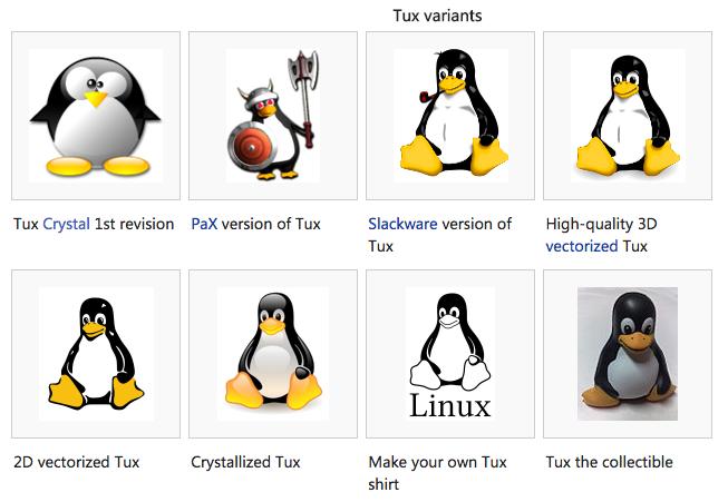 你的 Linux 启动时有几只小企鹅?