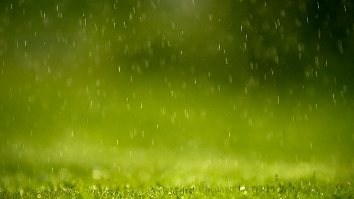 Rain is a soothing sound for some