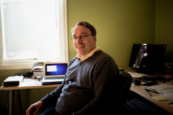 Linus Torvalds 说没有他 Linux 能继续前进