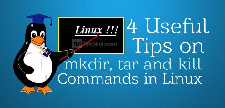 有用的 Linux 小技巧
