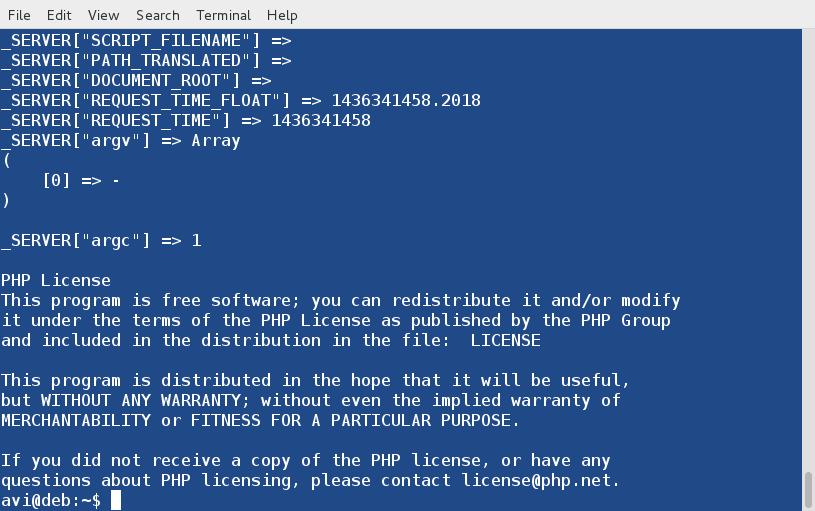 PHP Debugging Tool