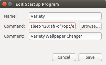 在 Ubuntu 中延迟开机启动的程序