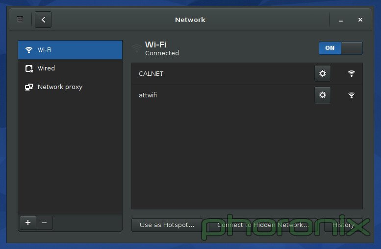Gnome 的网络设置