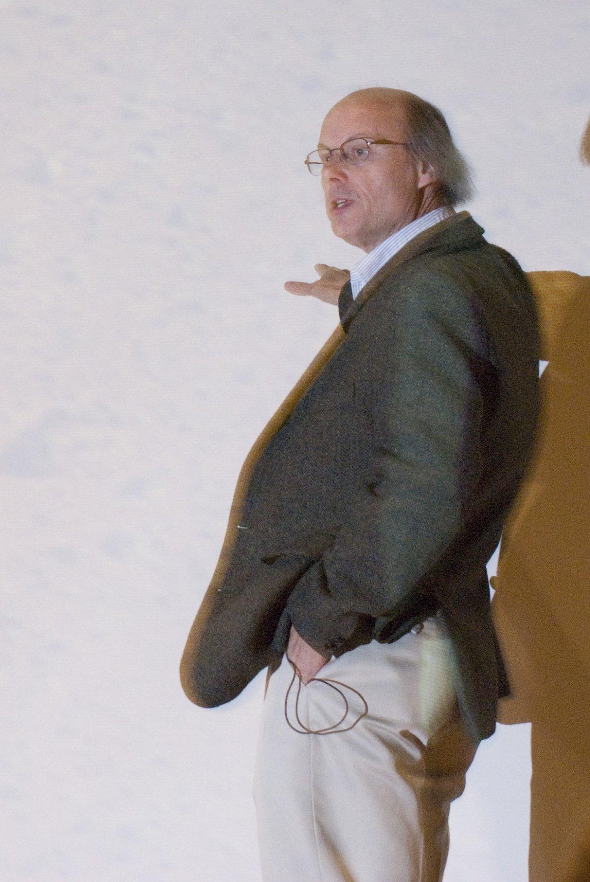 Bjarne Stroustrup, inventor of C++