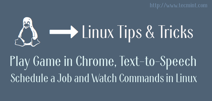 Linux提示与彩蛋系列