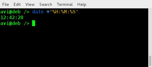 Linux中查看日期和时间