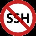 No SSH