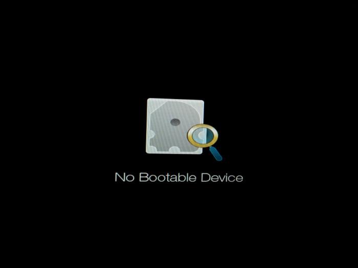 安装完 Ubuntu 后无可引导设备