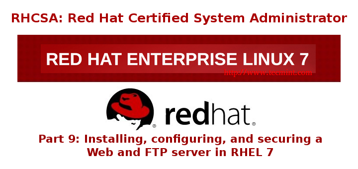 配置和加固 Apache 和 FTP 服务器