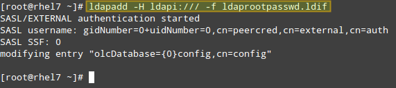 LDAP 配置