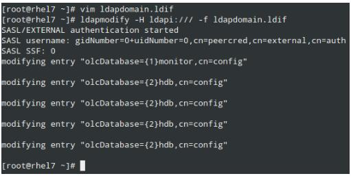 LDAP 域名配置
