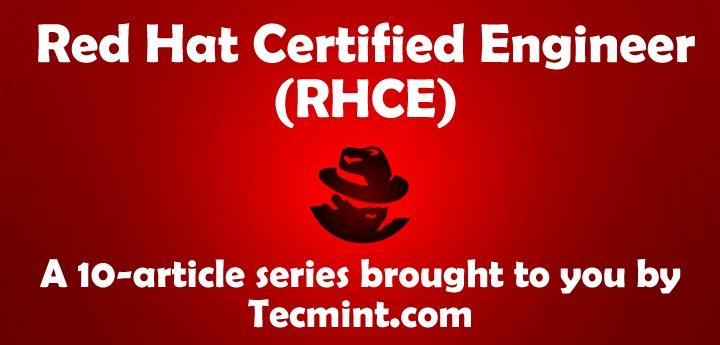 RHCE 考试准备指南