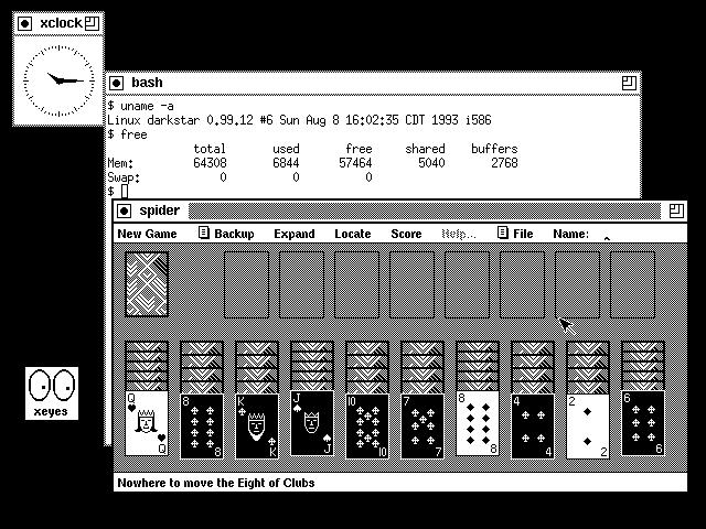 Slackware 1.0