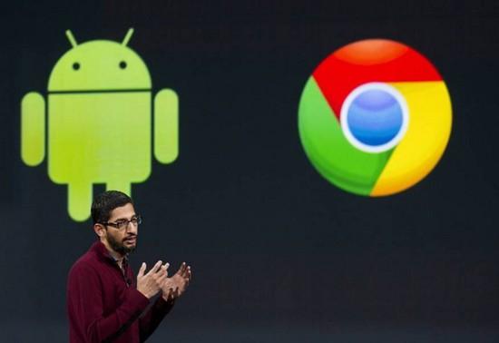 谷歌将放弃ChromeOS