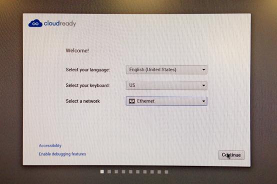 如何把老旧笔记本变成一部Chromebook